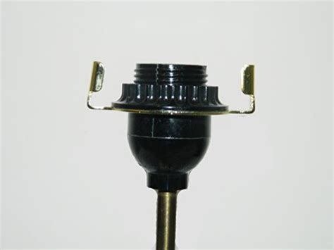european l shade adapter upgradelights slip uno adapter harp converter l shade