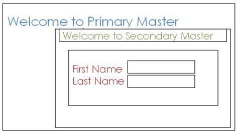 master page layout exles asp net asp net net nested master pages tutorial