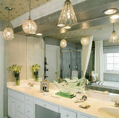 hanging bathroom light fixtures awesome pendant light replacement shades vintage ls with glass material depends