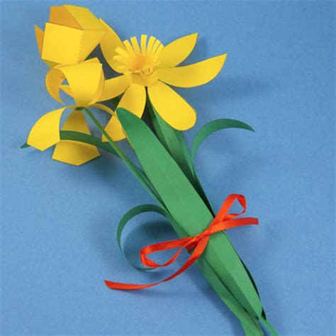 crafts flower make a paper flower bouquet decoration