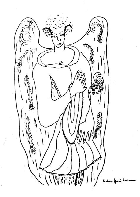 dibujos federico garcia lorca l autore federico garc 237 a lorca la casa de bernarda alba federico garc 237 a lorca