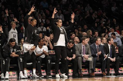 brooklyn nets bench what gives with the nets point guards and their health
