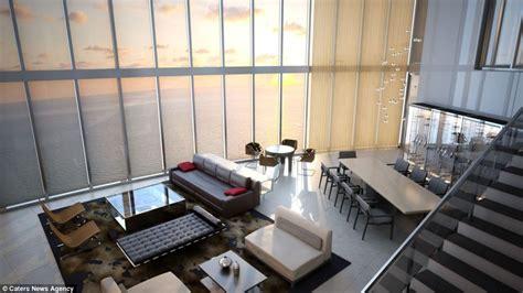 design apartment miami billionaire s playground 650ft in the air the 60 storey