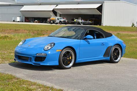 porsche speedster 2011 2011 porsche 911 speedster expert auto appraisals