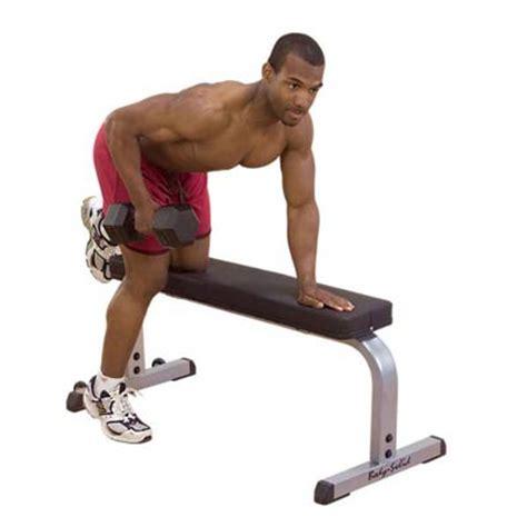 banc plat de musculation banc de musculation bodysolid banc plat