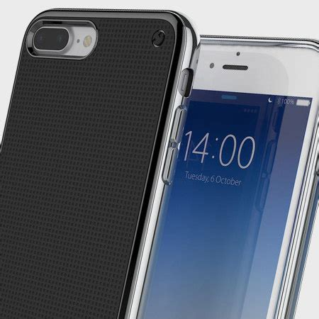 Patchworks Iphone 7 Plus Flexguard Silver 1 patchworks flexguard iphone 7 plus silver mobilezap australia