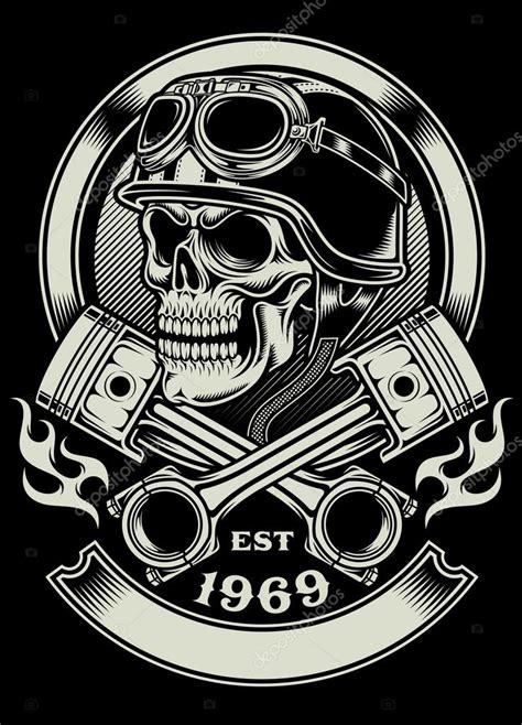 who ride rebel souls golden hearts and iron horses books vintage biker totenkopf mit gekreuzten kolben emblem