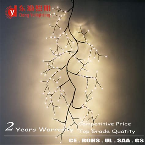 tree wall hanging with lights led wall light hanging l twig tree 4ft warm white buy