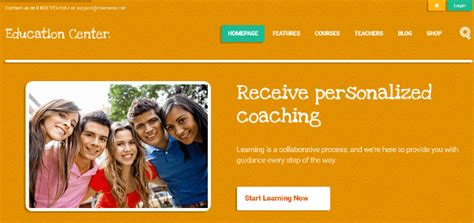 themes for education 25 best wordpress themes for educational institutions in