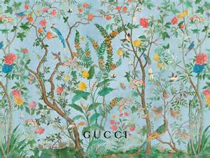 Dining Room Wallpaper gucci u tian