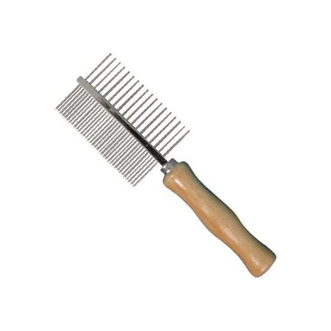Sided Comb sided comb from groomers limited uk