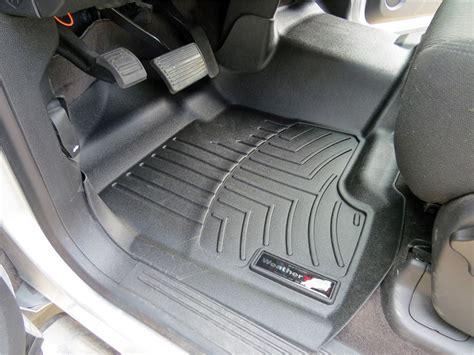 2013 chevrolet silverado weathertech front auto floor mat