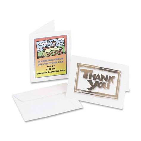 Avery Note Cards Template by Avery Note Card Ld Products
