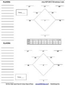 baseball fielding lineup template free printable baseball field diagram new calendar