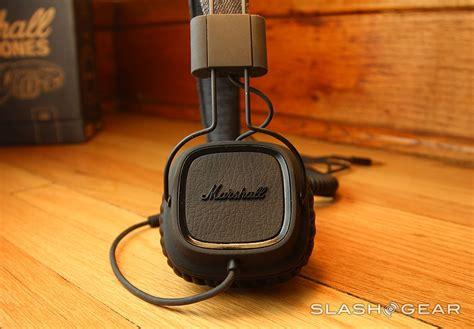 Maikor Black marshall major pitch black headphones review slashgear