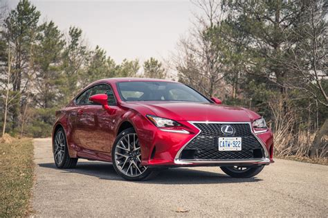 Awd Lexus by Review 2017 Lexus Rc 350 Awd Canadian Auto Review