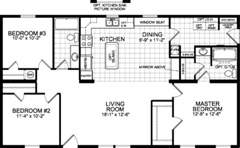 agl homes titan sectional modular plans titan 598