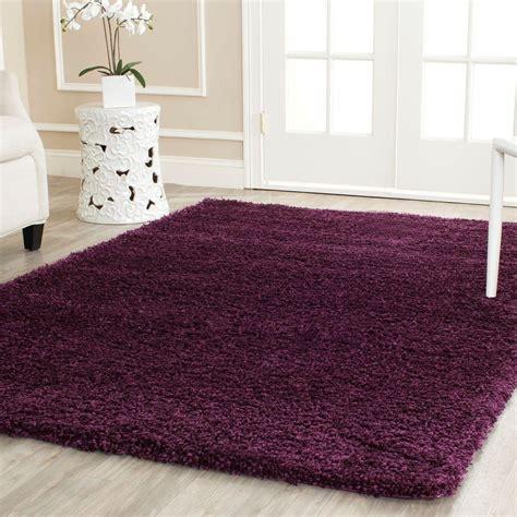 11 x 15 area rug safavieh california shag purple 11 ft x 15 ft area rug sg151 7373 1115 the home depot