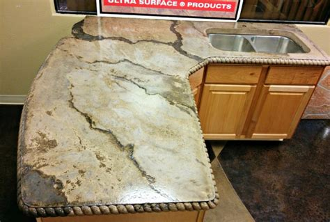 Concrete Countertops Las Vegas by Gorgeous Diy Sted Concrete Tile Driveway For Less