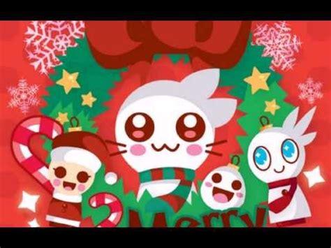 watashi kara merry christmas shugo chara happy xmas japanese slideshow youtube