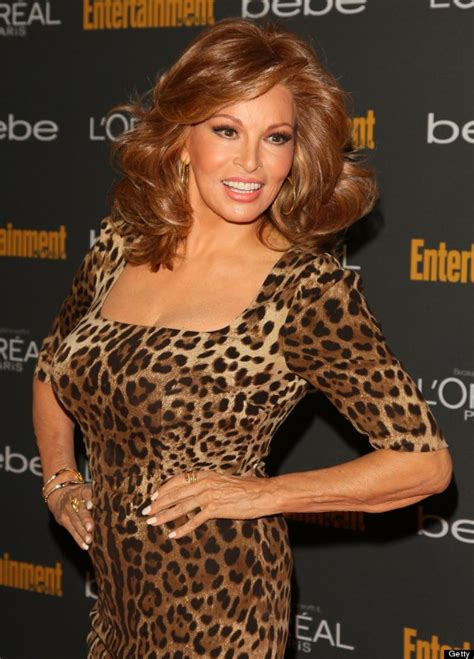 raquel welch age raquel welch 73 looks half her age at pre emmys party in