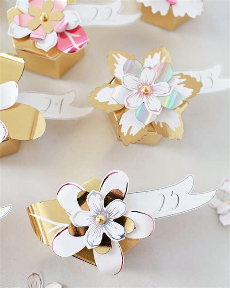 how to make a paper calendar diy paper flower advent calendar