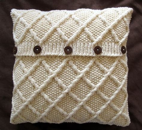 knitted pillow cover pattern free 159 best images about knitting pillows on