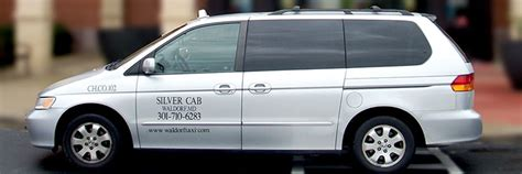 door to door transportation service in maryland waldorf silver taxi cab 301 710 6283 silver cab and