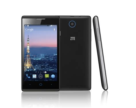 Zte Blade G V815w more low cost options as zte blade g and g turn up in
