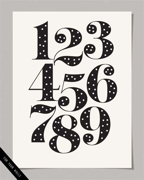 printable font numbers fit 3 ways