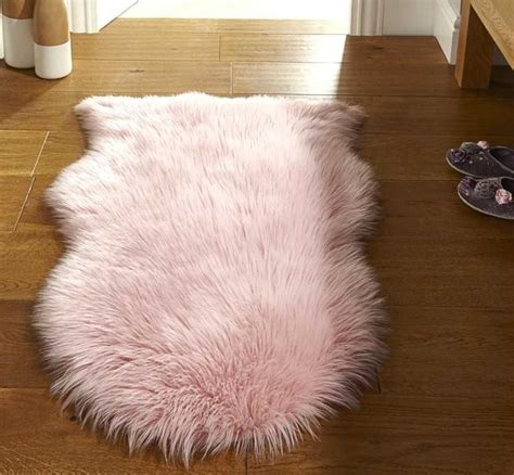 Faux Fur Pink Rug by Faux Fur Pink Rugs Modern Rugs Decor