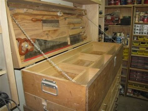 benches  wood build wooden truck tool box