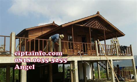 Ranjang Kayu Di Bandung jual rumah kayu murah di banjaran bandung