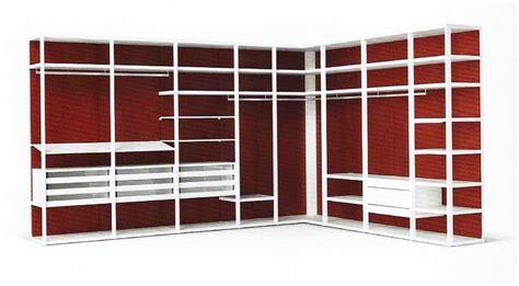 sistemi per cabine armadio realizzare una cabina armadio