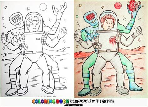 coloring book review reddit corrupting coloring books into trashy pictures