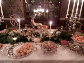 Elegant Christmas Decorating Ideas furniture elegant christmas party table decorations ideas