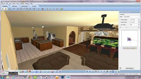 home design software virtual architect hgtv ultimate home design 3 000 square ft home youtube