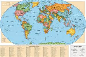 World Map With Longitude And Latitude by Latitude And Longitude World Map Images