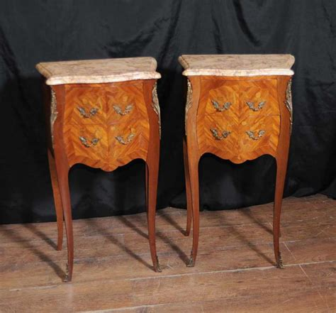 antique table ls 1930 antique french nightstands side chests tables 1930s furniture