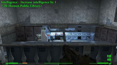 fallout 5 bobbleheads fallout 4 intelligence bobblehead location