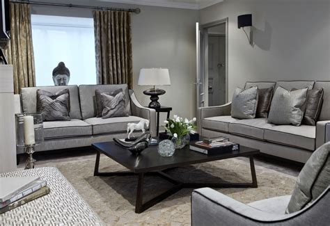 gray sofa decor grey sofa living room decor gray ideas also and