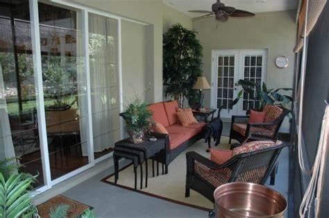 small lanai design ideas decorating a lanai in florida comfy lanai we wanted a