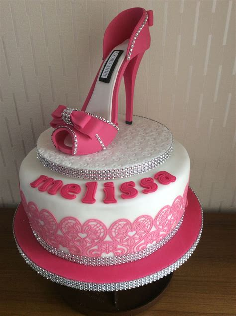 cakes shoes fondant shoe cake cakecentral