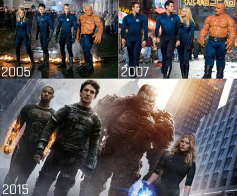 Fantastic Four Takes Place by Fox S Take On Marvel Comics Costumes