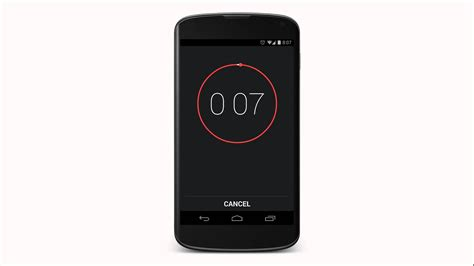 android timer countdown timer for android