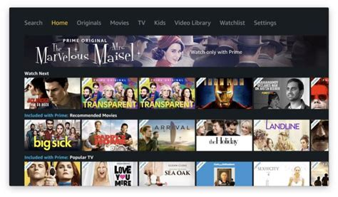 amazon video prime amazon prime video on apple tv here s everything you can