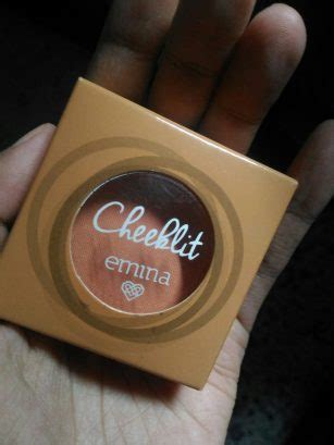 Harga Emina Krim Blush review emina cheeklit pressed blush besok sore
