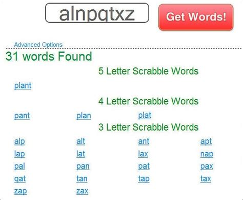 a to z word finder scrabble draw something scrabble word finder