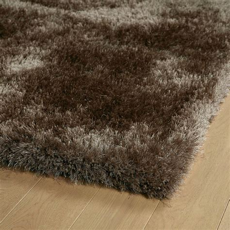 brown shaggy rug light brown posh shag rug rosenberryrooms