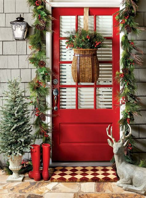 christmas curtains ideas 40 fabulous rustic country christmas decorating ideas